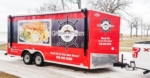 Captain Mark's Fish & Chip Truck